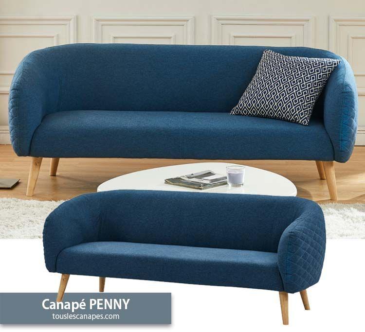 Canape Bleu 20 Modeles Pour Vous Inspirer Et Decorer Votre Salon Canape Bleu Canape Bleu