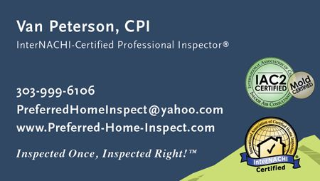 Business Card Inspector Business Card Design Preferred Home