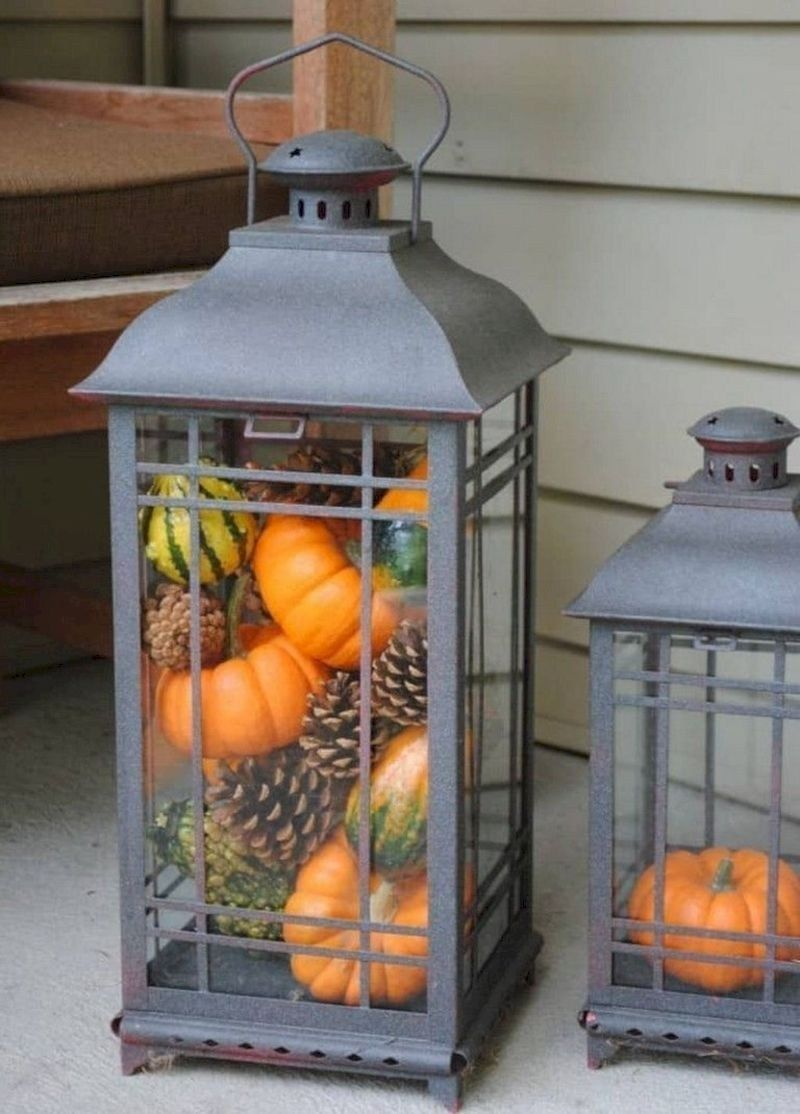 25 Warm Fall Decoration You Must Have - decorrea.com #falldecor