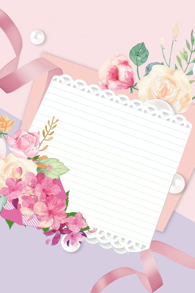 شكرا معلمتي بحث Google Flower Iphone Wallpaper Pink Background Images Pink Background