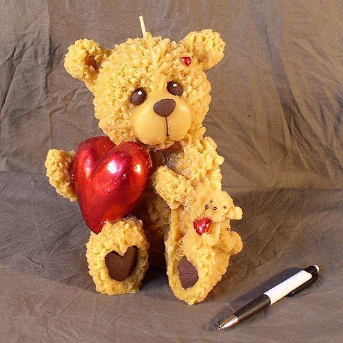 Veľký medveď-maľovaný
