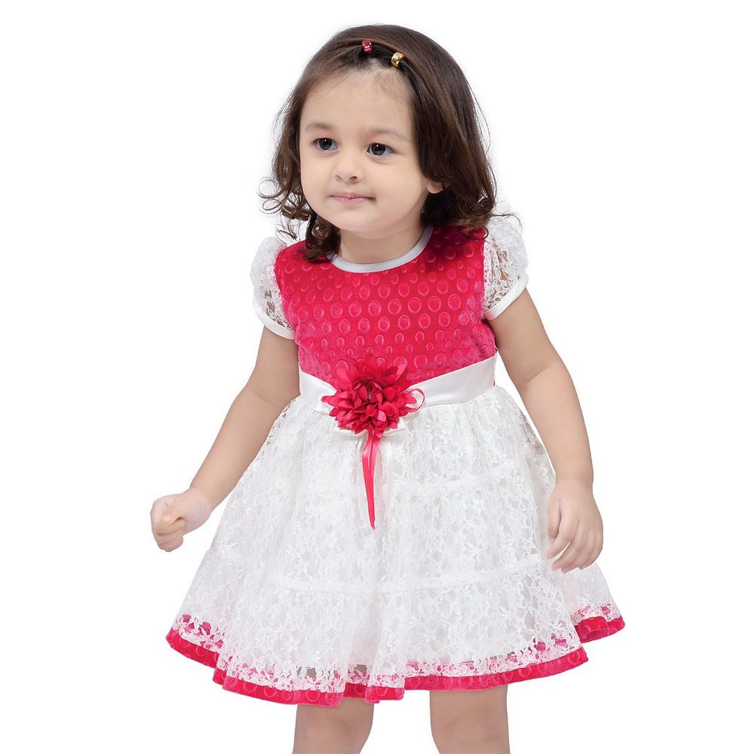 Buy Kids Party Wear Cotton Dress For Baby Girls Starts At Rs 179 ...