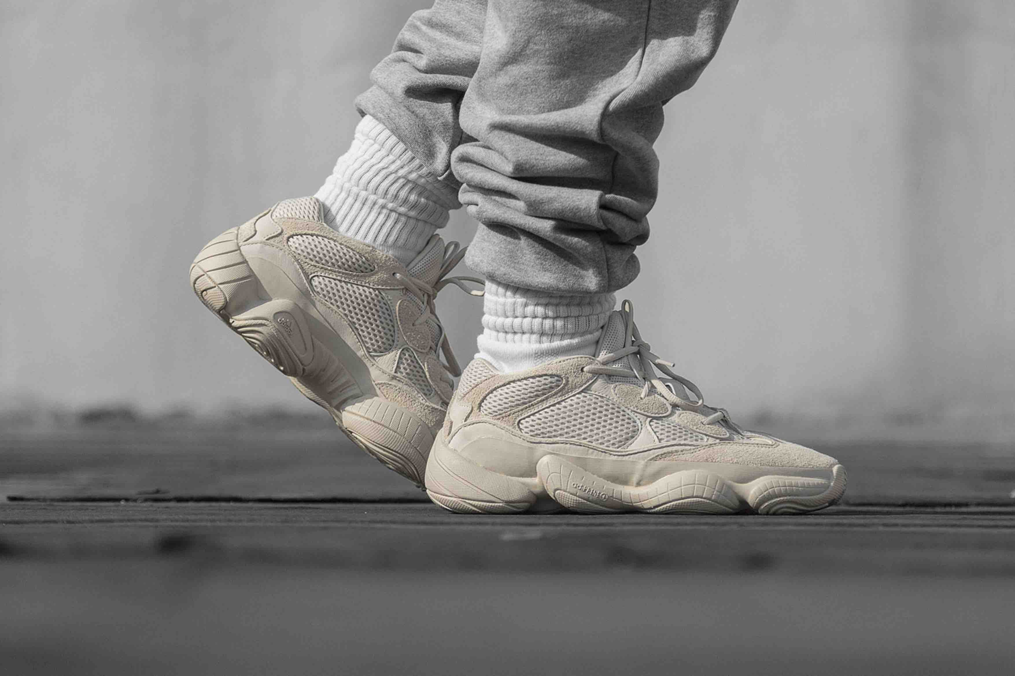 arrives 82e47 82c4c Adidas Yeezy 500 « Blush » | men fashions | Sneakers, Dad ...