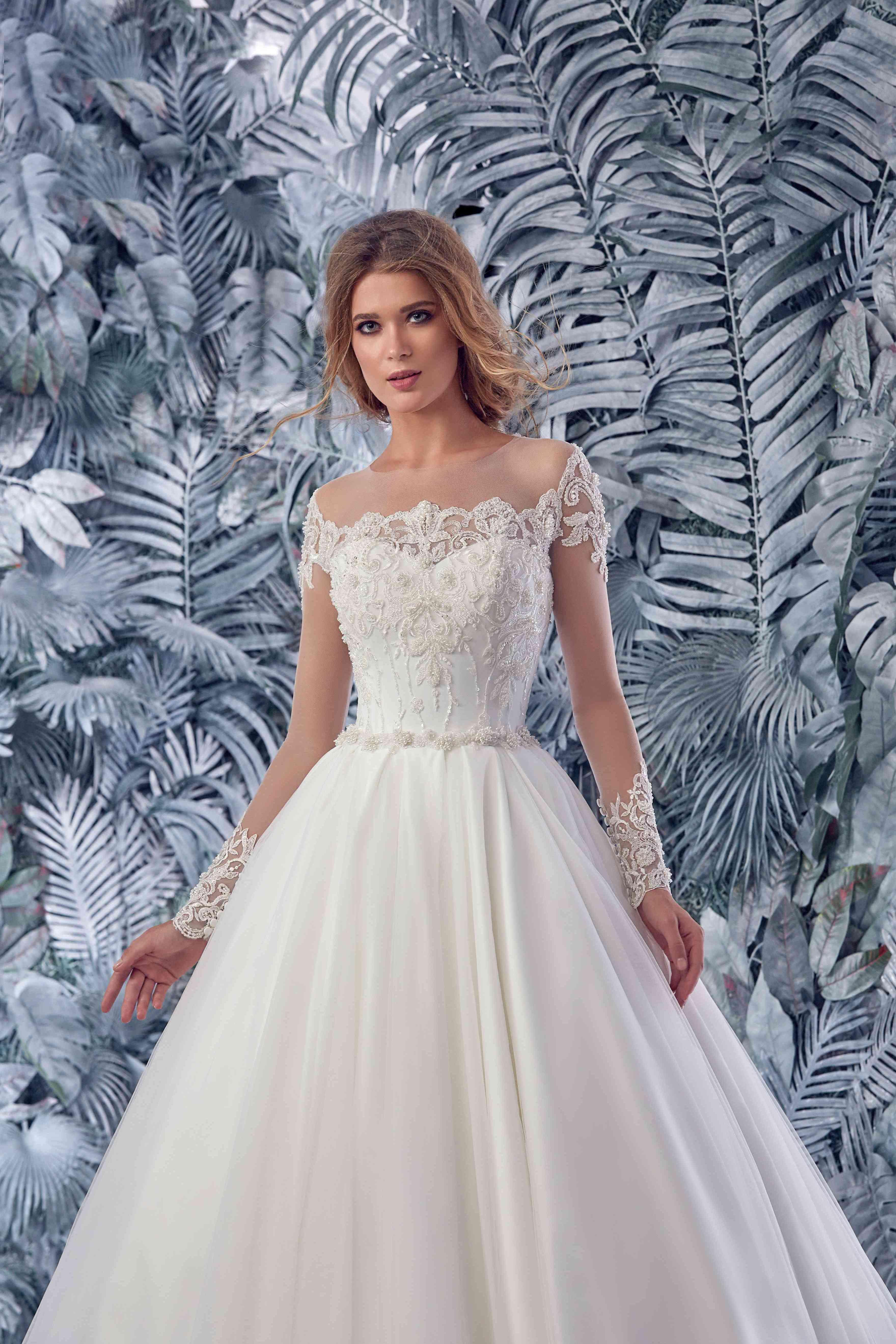 Pamela Dresses, Long wedding dresses, Cathedral wedding