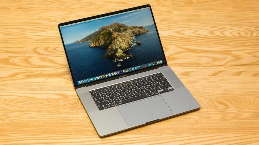 Bigger screen and bouncier keyboard make for a better MacBook Pro