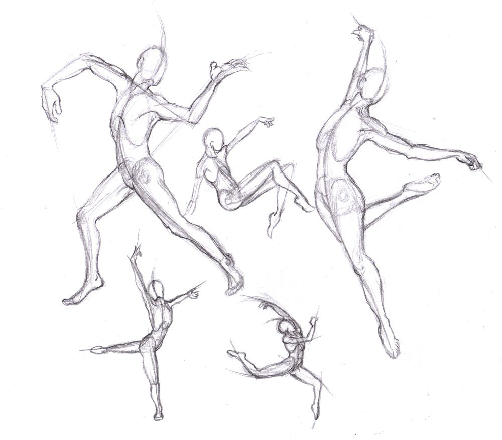 Scribble Gesture Drawing : Scribble gesture stick figure drawings google search