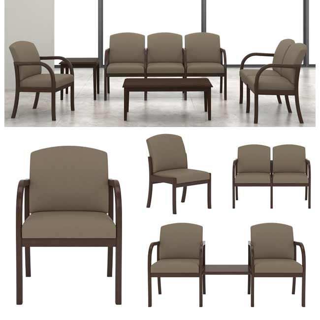 Weston Professional Group Seating For Reception Waiting