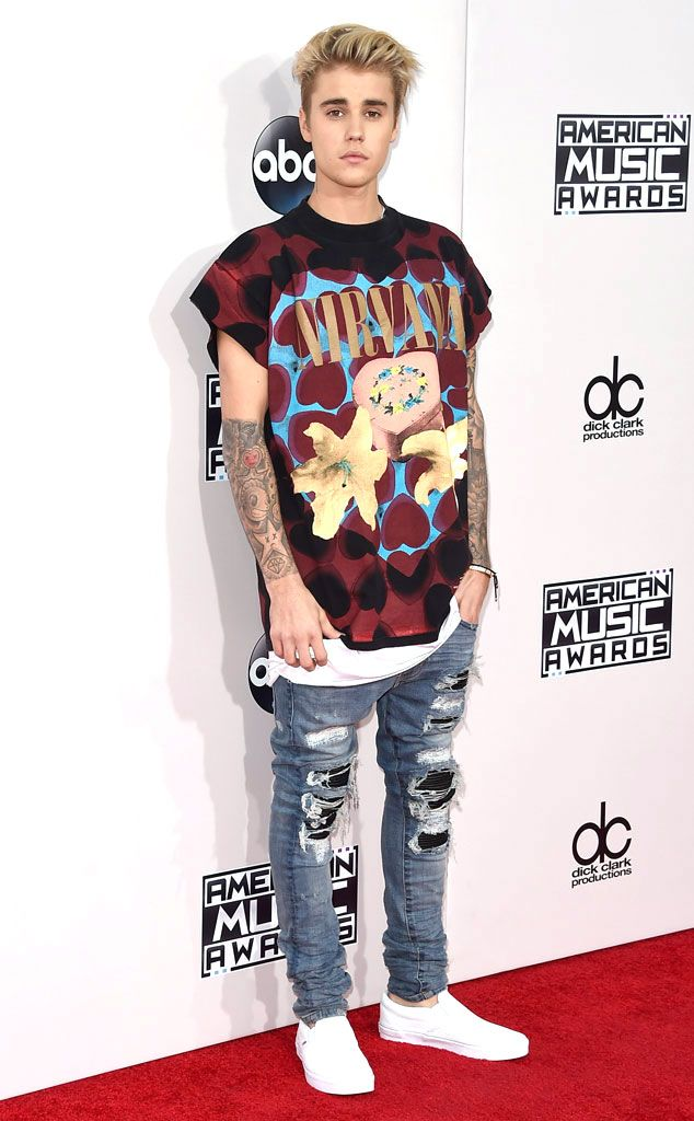 15 Male Celebrities Fashion Trends for Summer 2017 | American music awards,  Justin bieber and Justin bieber 2015