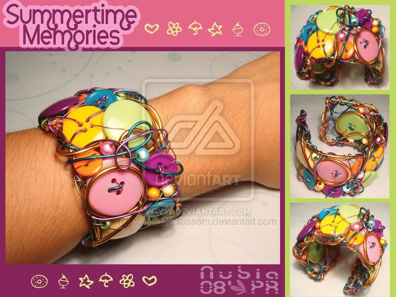 Summertime Memories by colourful-blossom.deviantart.com on @deviantART