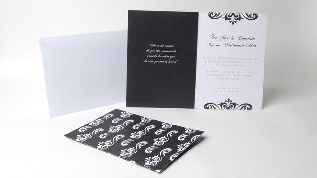 Invitación Boda - Invitaciones, regalos y muñecos para Bodas
