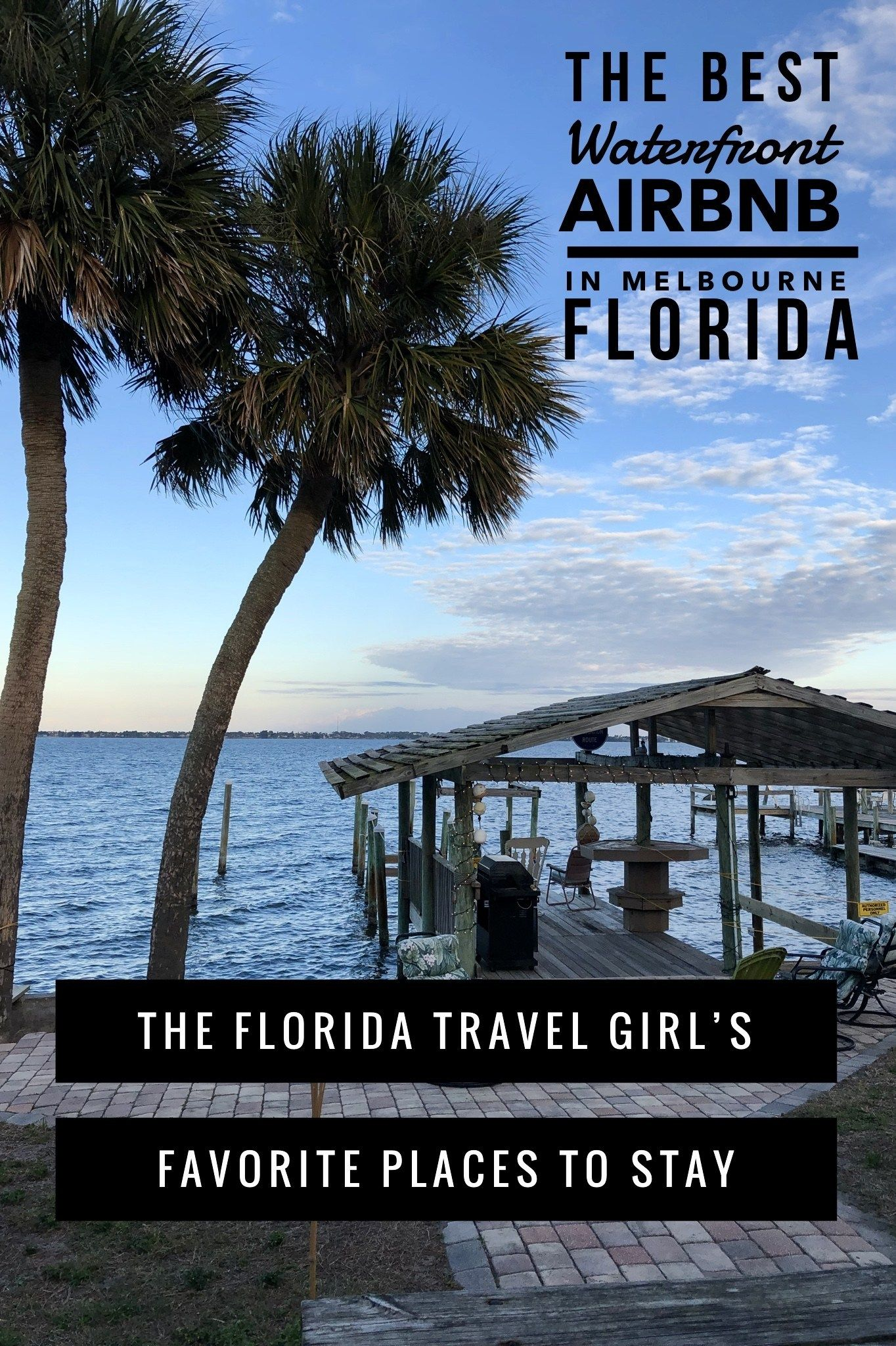 Where To Stay In Melbourne Fl The Pineapple River House Review The Florida Travel Girl Florida Travel Melbourne Florida Australia Vacation