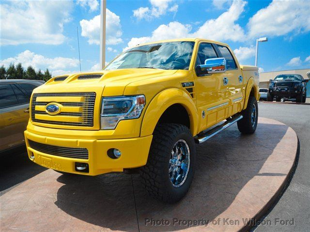 2014 ford f 150 tonka edition by tuscany lariat 4wd supercrew with a 6 lift by procomp km2. Black Bedroom Furniture Sets. Home Design Ideas