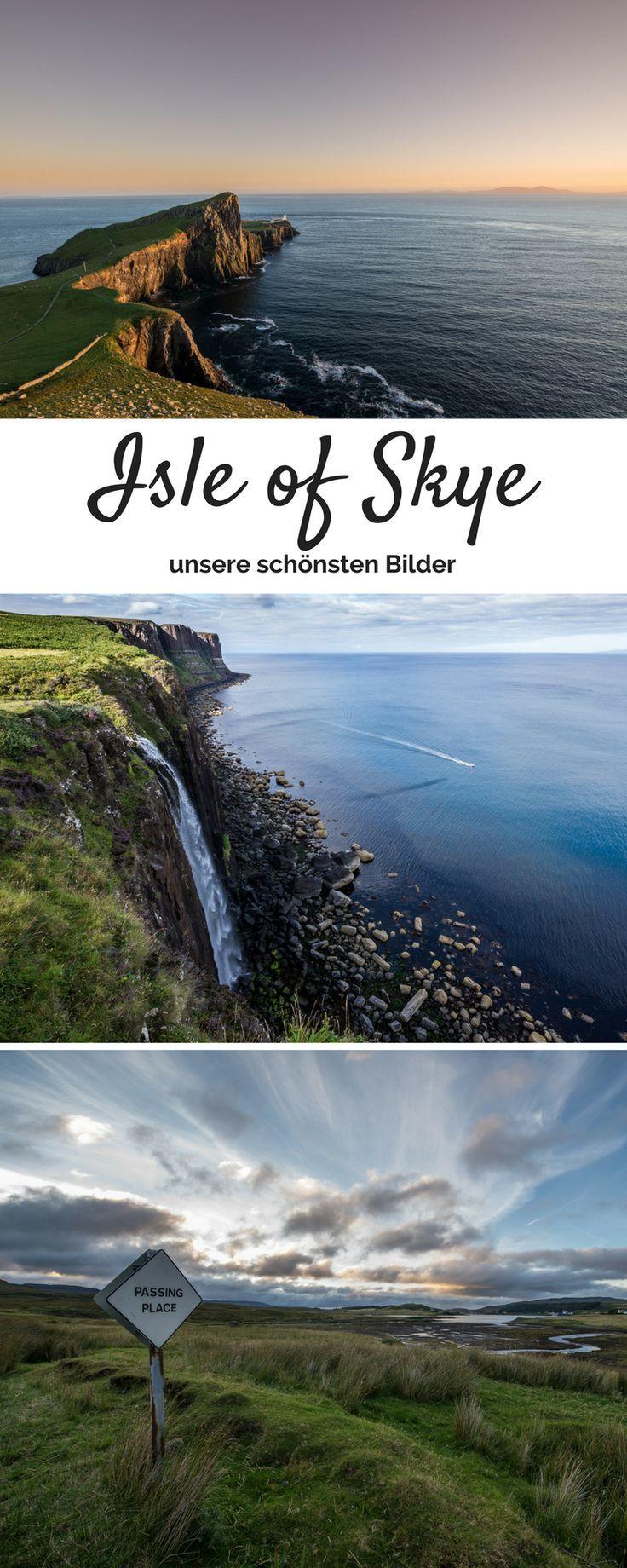 Unsere schönsten Isle of Skye Bilder - Reiseblog Travelography.de #travelscotland