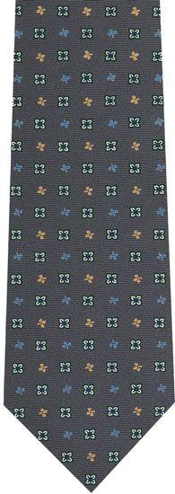 Macclesfield Silk Tie #107