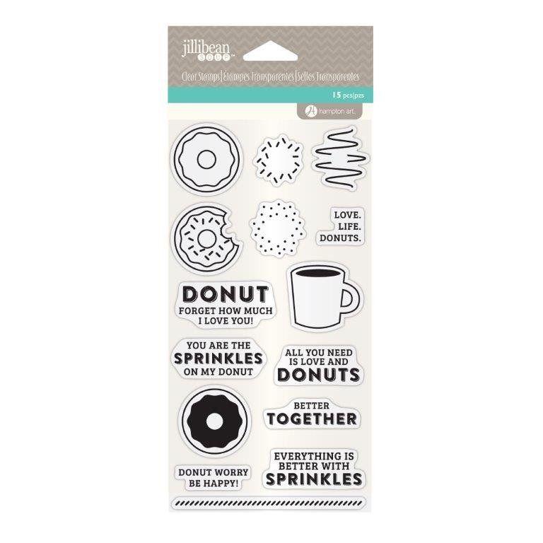 Image result for jillibean soup donut stamp