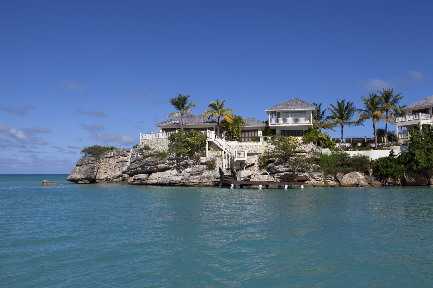 Rock Cottage At Blue Waters Antigua Water Hotel Private Villas