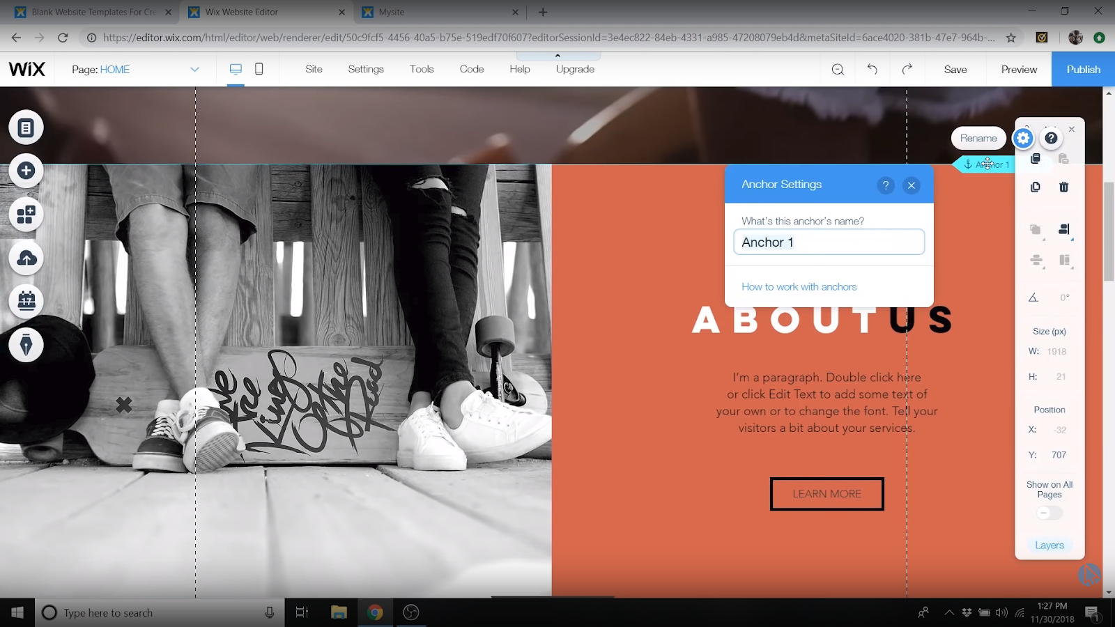 How to Make a Website with WIX | Create A Pro Website