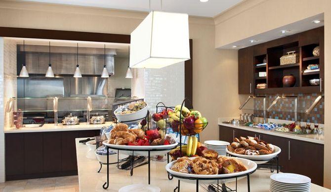 Hilton Garden Inn Fort Myers Ontbijtbuffet