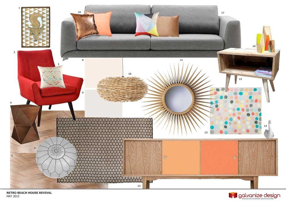 galvanize design Galvanize Design Interior Designer retro