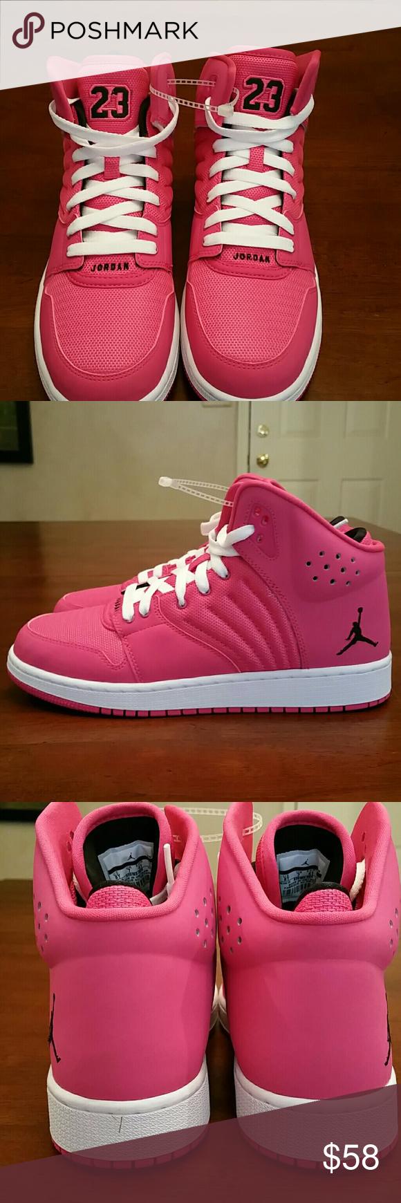 c60cb2b0e845 Nike Air Jordan 1 Flight 4 GG Big Girl Size 8 Michael Jordan youth fashion  sneakers size 8y fits an adult size (9 - 9.5) 10