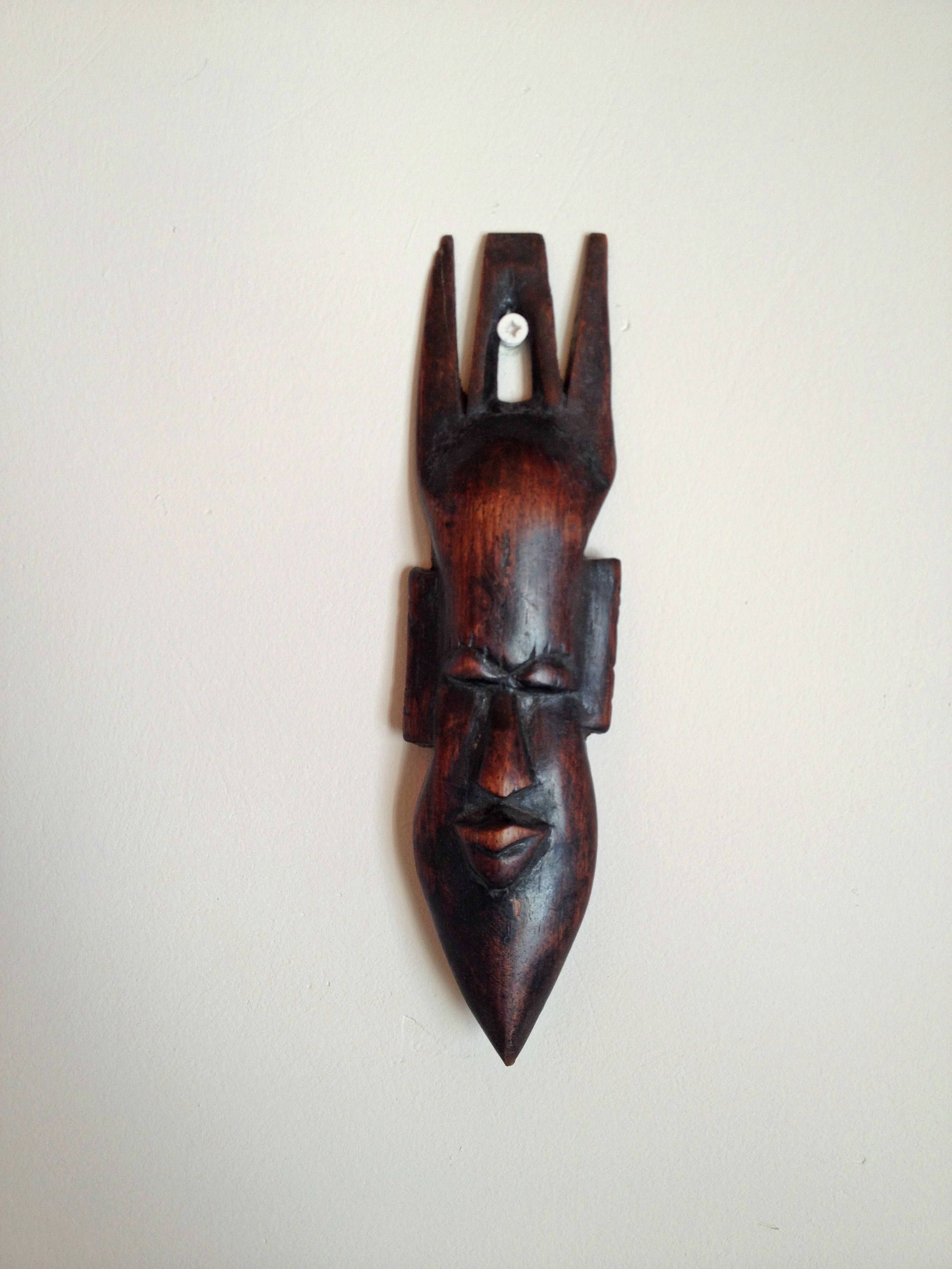Wall Hanging Tribal Decor African Wooden Wall Decor African Africa Decor Tribal Decor Wooden Wall Decor
