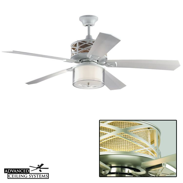 8 Perfect Coastal Style Ceiling Fans For Beach Inspired Homes Advanced Ceiling Systems Coastal Ceiling Fan Ceiling Fan Living Room Ceiling Fan
