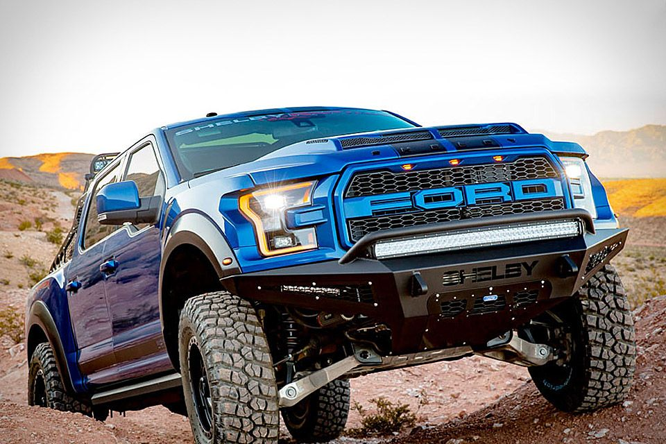 Shelby Raptor Baja Sports Cars Shelby raptor, Ford