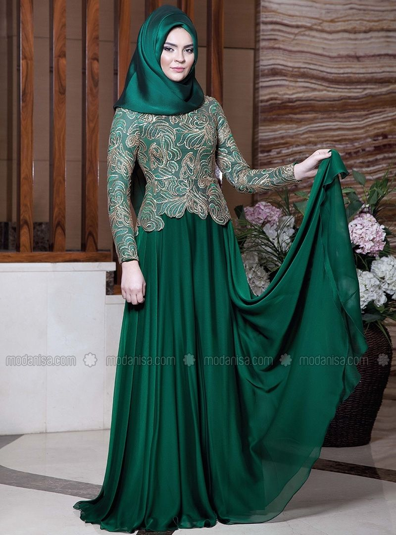 Image result for Emerald Green brocade gown
