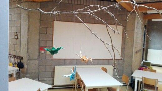 Mobiel kraanvogels
