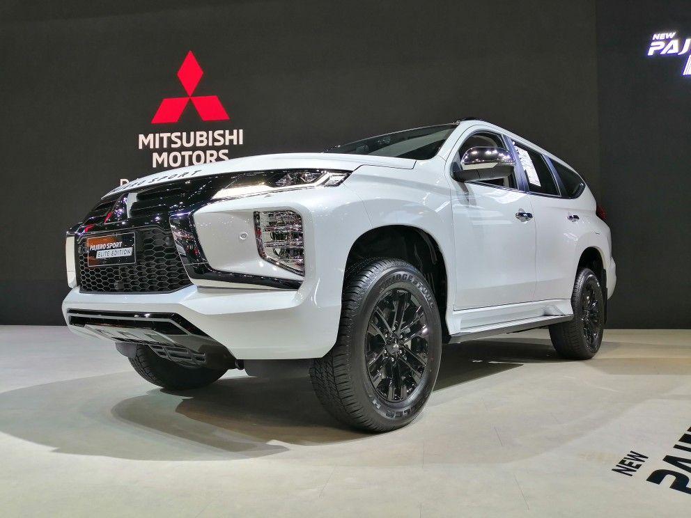2020 Mitsubishi Pajero Sport Elite Edition