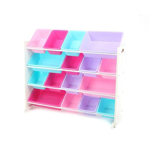 Tot Tutors Forever Girls Super Sized Organizer Tot Tutors Toys