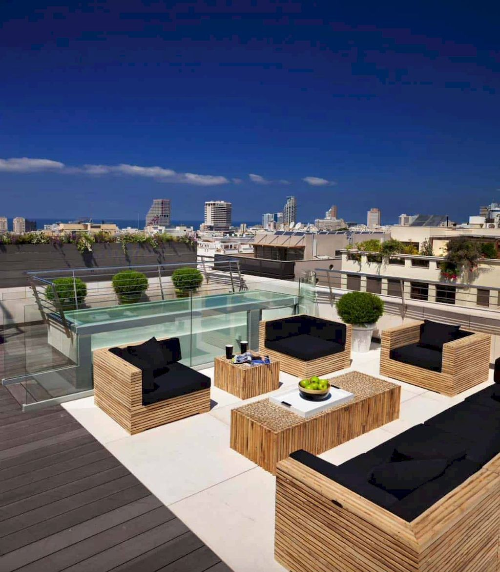 Astonishing Garden And Patio Furniture Ideas To Create A Cozy Garden At Affordable Cost In 2020 Rooftop Terrace Design Rooftop Design Terrace Design