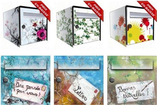 Customiser Et Embellir Sa Boîte Aux Lettres
