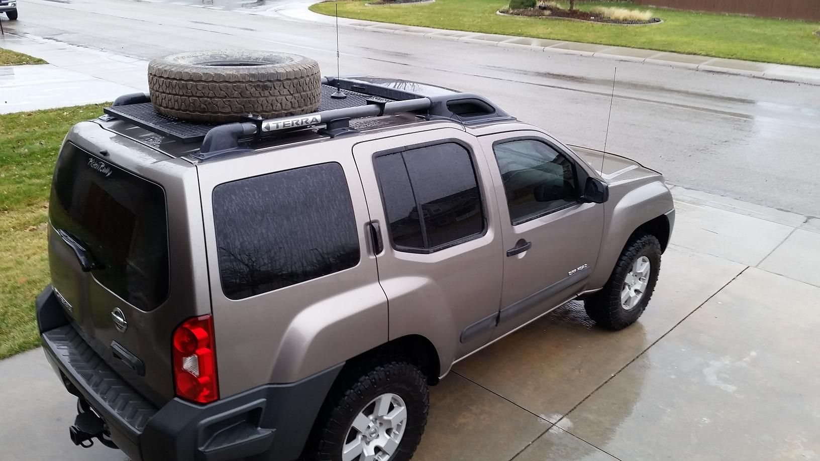 Second Generation Nissan Xterra Forums 2005 Roof Rack Nissan Xterra Roof