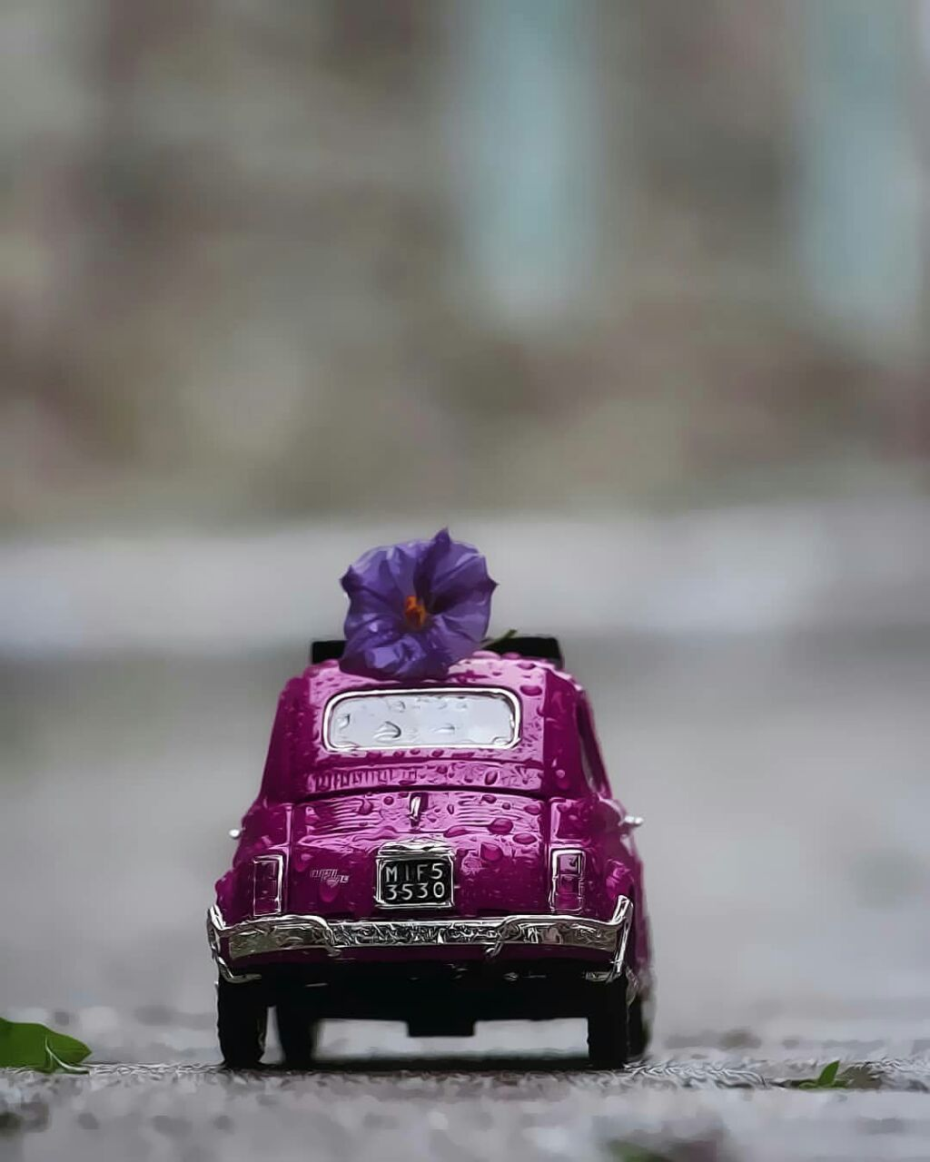 Goodby You Cute Vw Miniature Photography Cool Pictures For Wallpaper Cute Photography