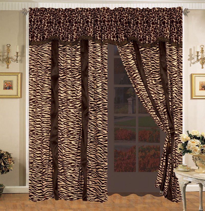 Safari Adult Bedroom