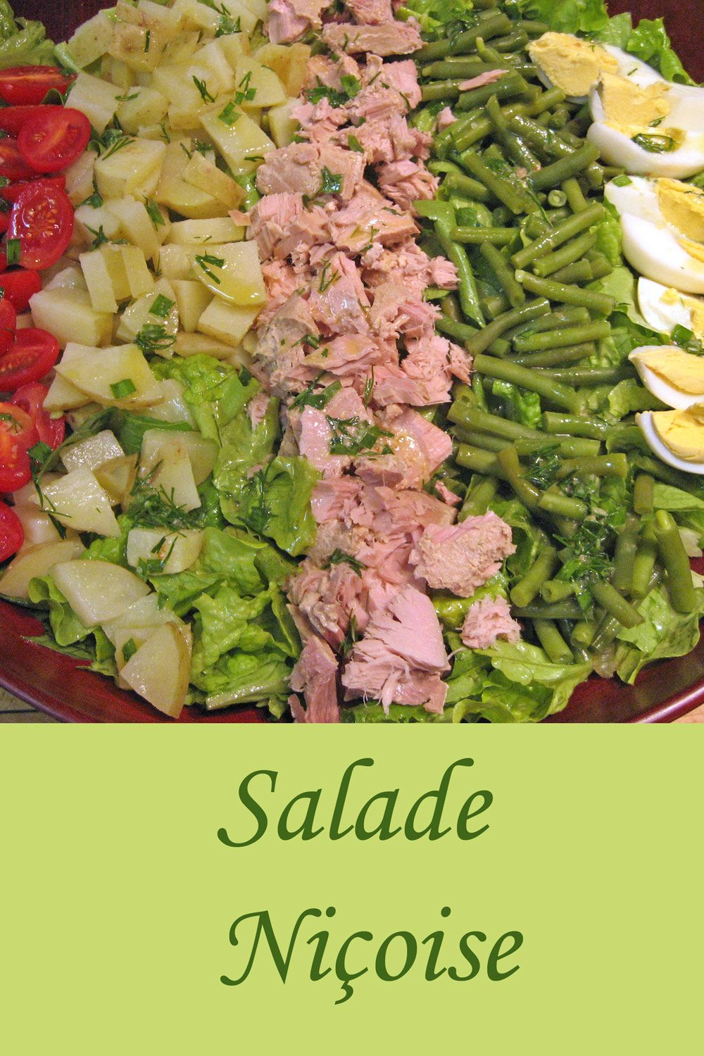 Salade Nicoise Recipe Easy Healthy Recipes Side Dishes Easy
