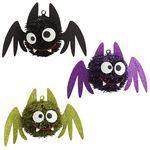 Glitter Bat Ornaments