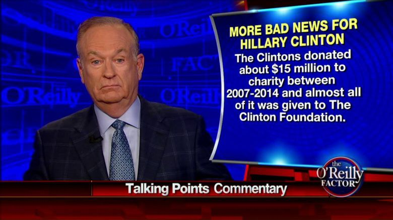 O'Reilly on More Bad News for Hillary: 'Time After Time, She Does Dubious Things' | Fox News Insider