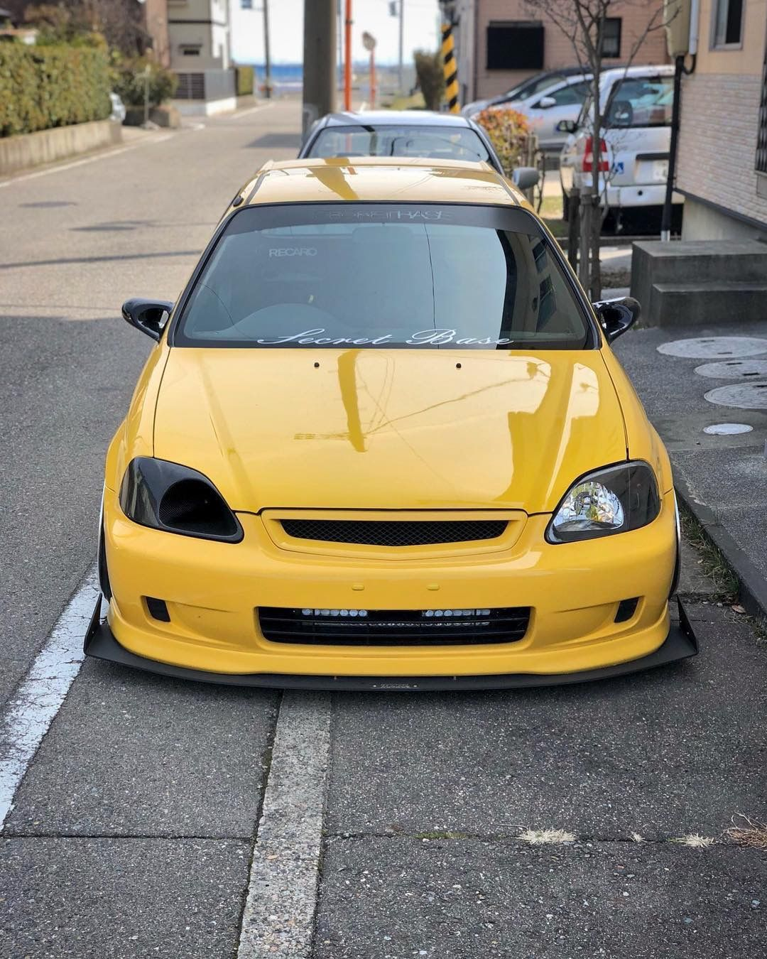 Ek9 The First Civic Type R And The Most Beautiful For All Of Them Honda Civic Coupe Honda Civic Vtec Honda Civic Ex