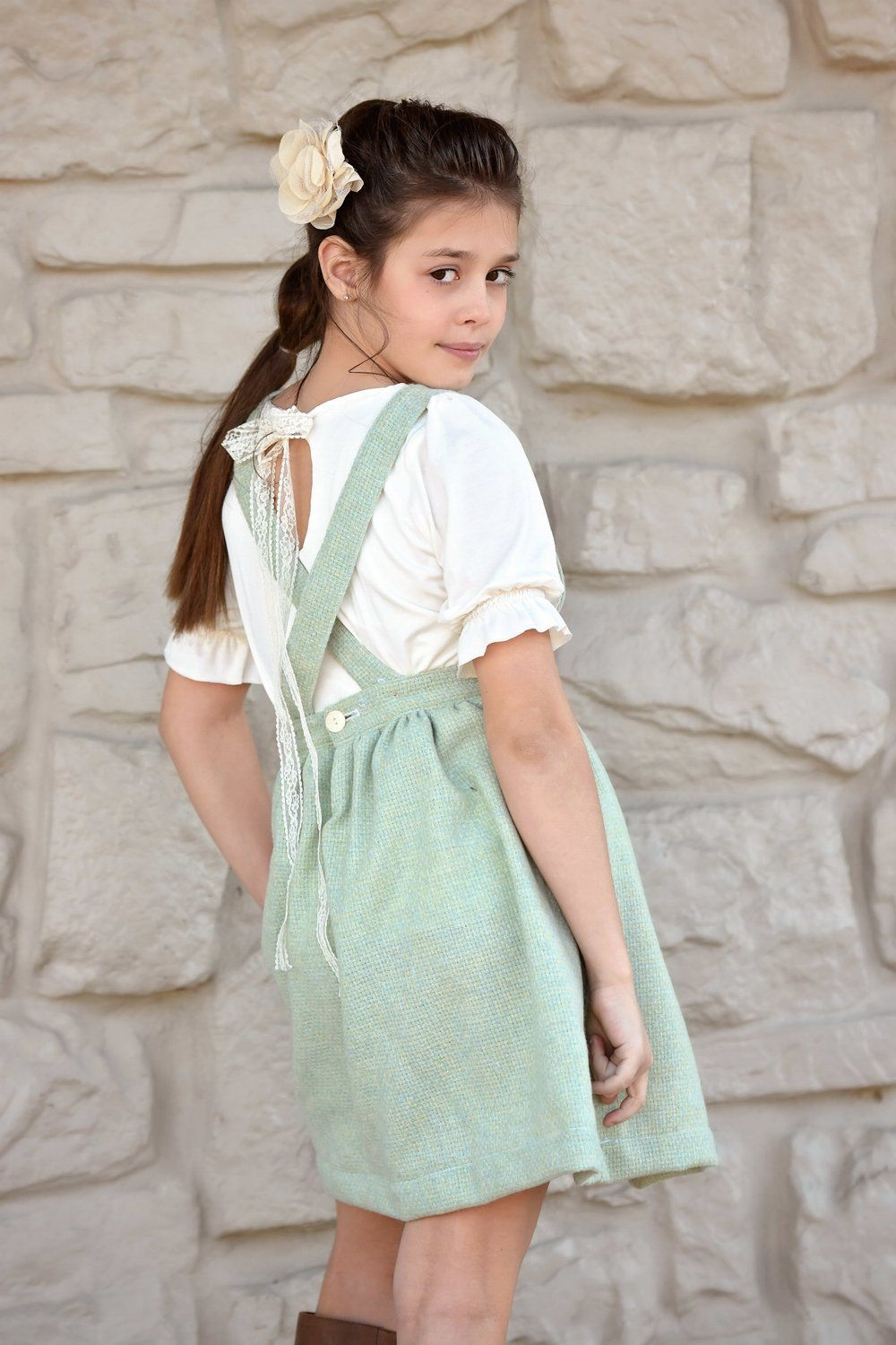 8f1a4e4957 Astoria blouse and pinafore patterns Pinafore Pattern