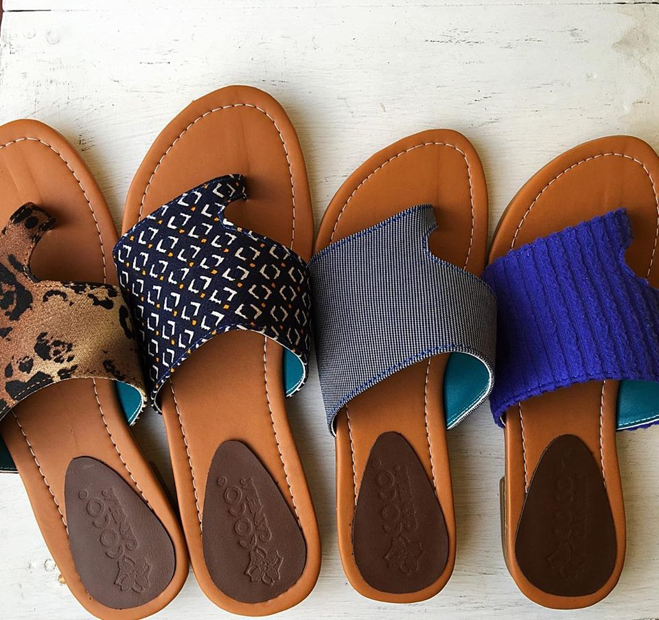 Sandals for mom! Perfect gift