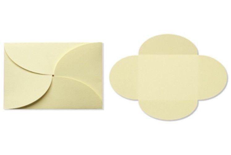 Petal Template  A Petals  X   Lemonade Envelopes