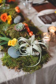 Boho Eco-Friendly Wedding   Photos
