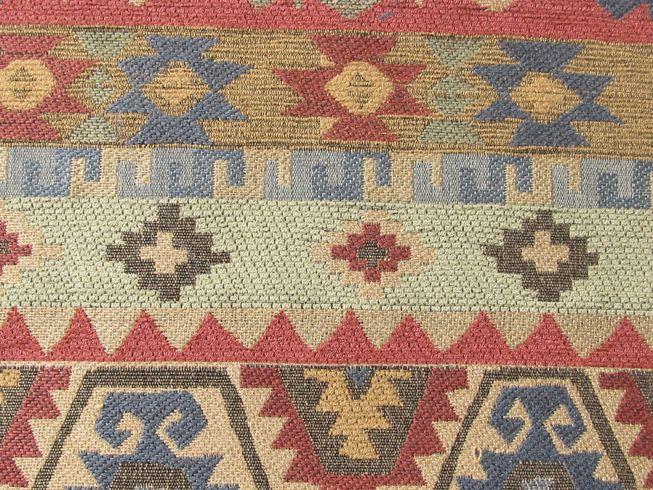 Aztec Sunset Cf 9760 Southwest Upholstery Fabric Rustic