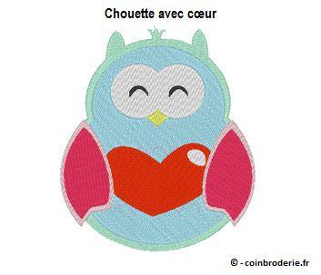 20170724 - Chouette avec coeur - coinbroderie.fr