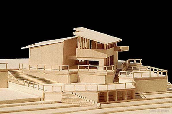 Architectural model a2 unit 3 research pinterest for Architecture house models