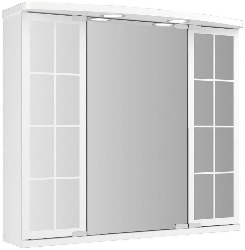 Jokey Spiegelschrank Landhaus Binz Weiss 67 5 Cm Breite Online Kaufen In 2020 Spiegelschrank Schrank Und Spiegel