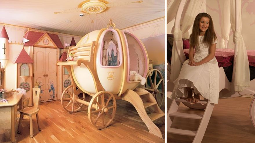 22 Creative Kids\u0027 Room Ideas That Will Make You Want To Be A Kid