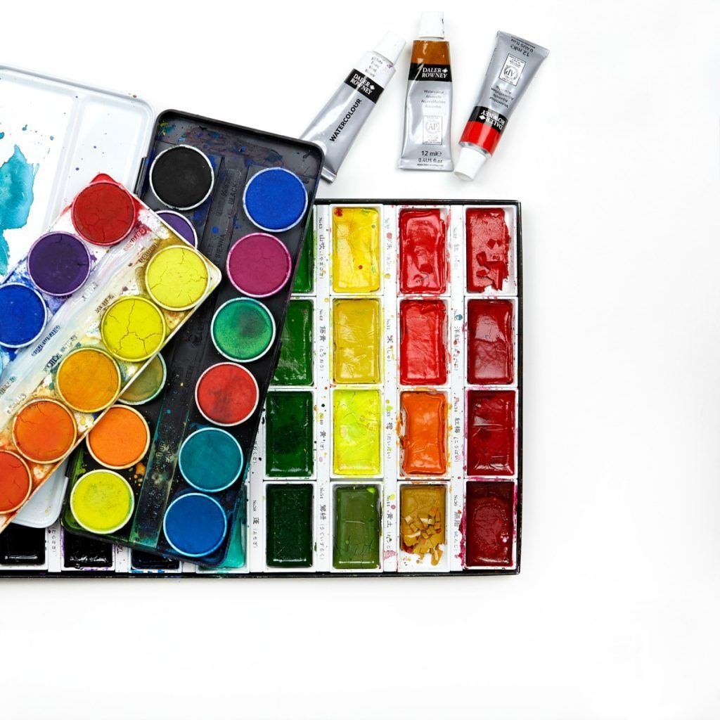 Watercolor Pans Vs Tubes Which To Use And Why We Break Down